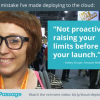 Thumbnail image for Two Minutes of the Worst Mistakes You Can Make Moving to the Cloud