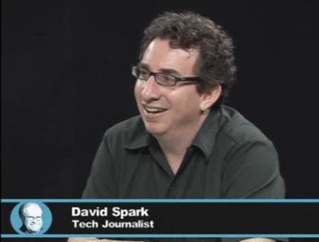 David Spark on Cranky Geeks