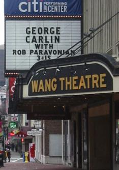 Rob Paravonian Marquee