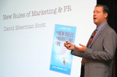 David Meerman Scott from Inbound Marketing