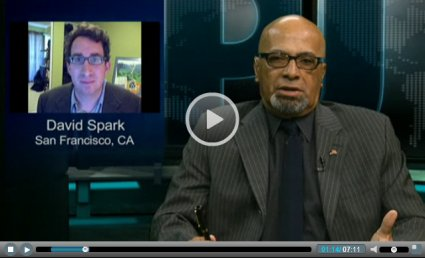 David Spark on PJTV talking about stimulus package scams