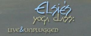 Elsie's Yoga Class