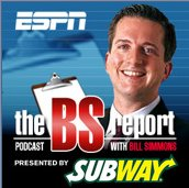 BS Report on ESPN, sponsored by Subway, iTunes icon
