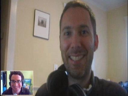 Matt Belknap, producer and co-host of Never Not Funny podcast