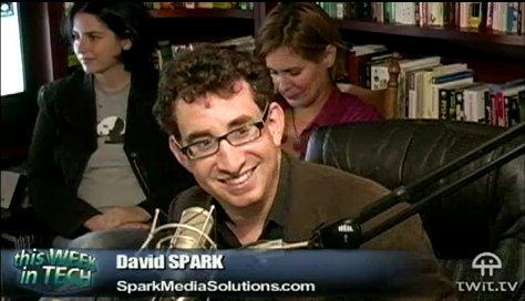 David Spark on TWiT