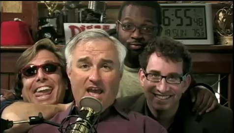David Spark, Leo Laporte, Jim Louderback, and Baratunde Thurston