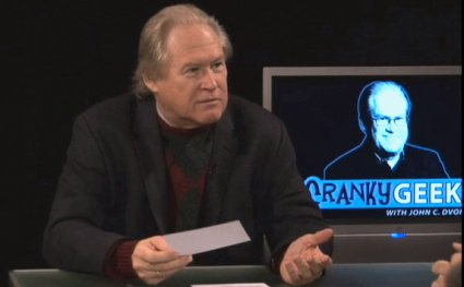 John C. Dvorak, Cranky Geeks