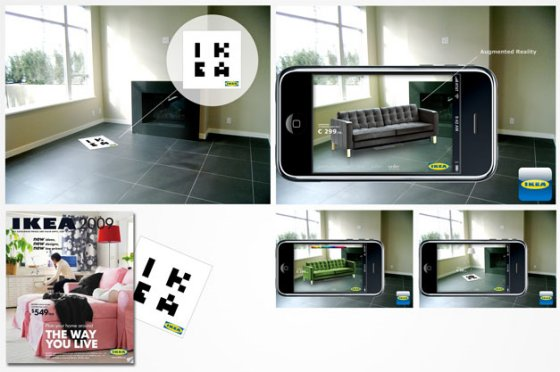 Post image for What you can and can't do (but soon will do) with augmented reality