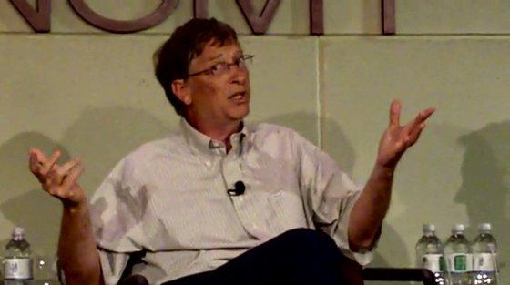 Post image for Bill Gates: Non-profits vs. for-profit businesses