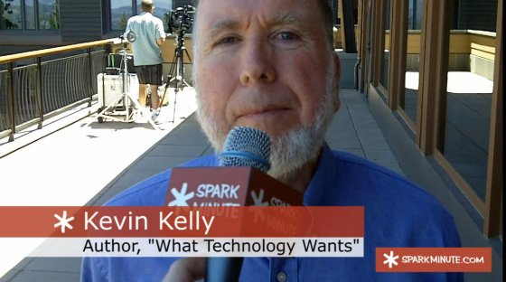 "Post image for Wired's Kevin Kelly on ""What Technology Wants"""