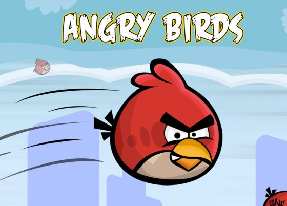 Post image for Live action Angry Birds