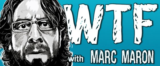 Post image for How Marc Maron's WTF Podcast changed his comedy career