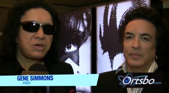 Post image for My interviews with Gene Simmons and Paul Stanley of KISS