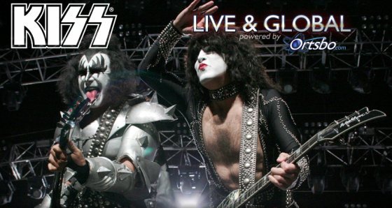 Post image for KISS' Gene Simmons and Paul Stanley to participate in world's most global online chat