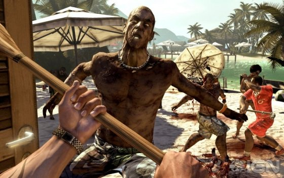 """Post image for Is """"Dead Island"""" the most gruesome game ever?"""