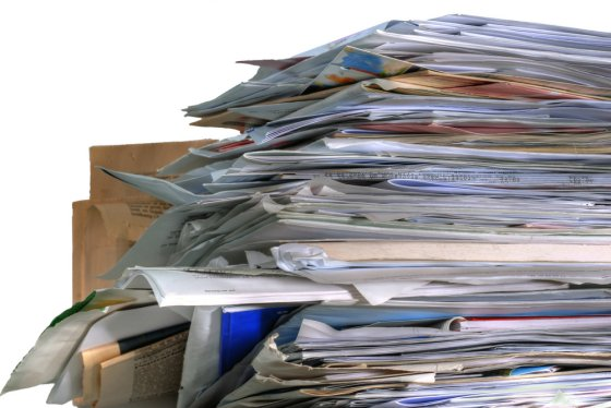 Post image for My Strategy to Go Paperless in 2012
