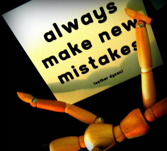 Post image for Entrepreneurs Admit to Their Biggest Mistakes
