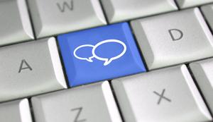 online conversation