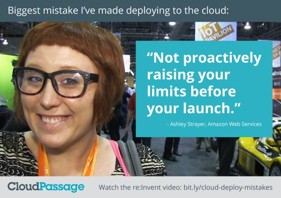 Post image for Two Minutes of the Worst Mistakes You Can Make Moving to the Cloud