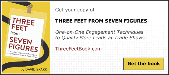 Get your copy of Three Feet from Seven Figures