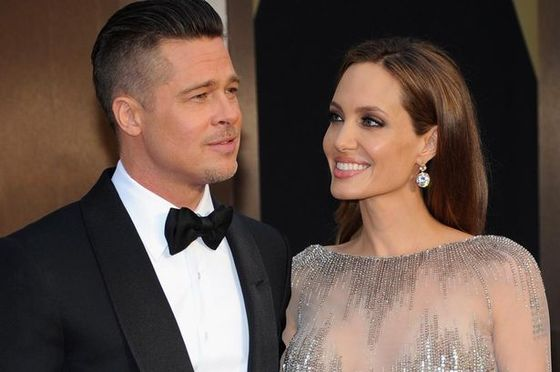 Brad Pitt and Angelina Jolie - Brangelina (WireImage)