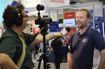 Spark Media Solutions interviewing